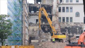 Экскаватор-разрушитель KOMATSU 450 Demolition