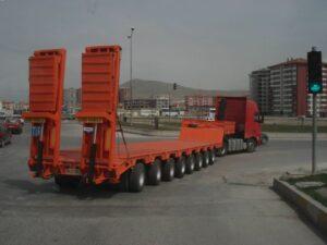 Трал г/п 100 тонн