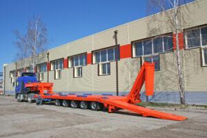 Трал г/п 63 тонны